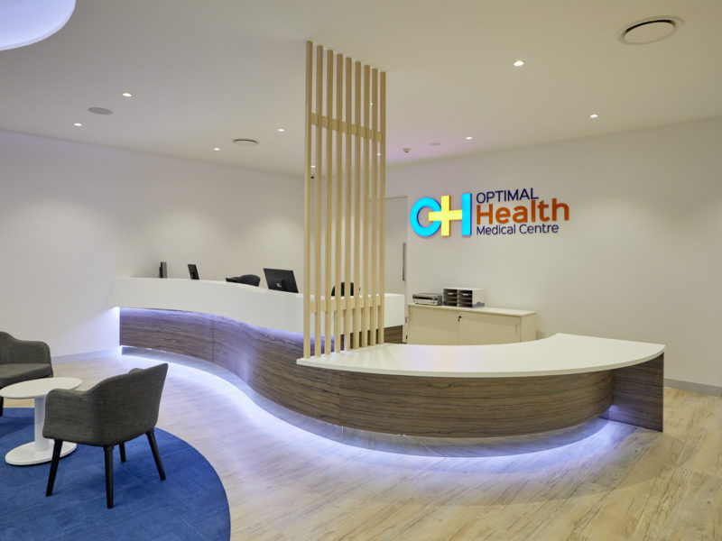Ways to ensure a doctors waiting room design pleases patients